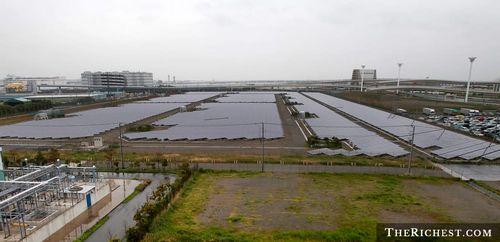 10 Гвт солнечной энергии в японии