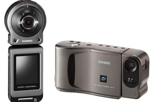20 Лет первой цифровой камере с жк-дисплеем
