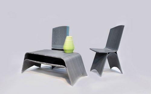 3D-печать: 3 часа на дизайнерское кресло