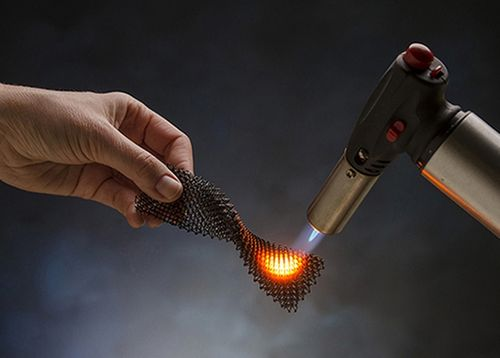 3D-печать приспособили для создания прочной термостойкой керамики