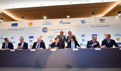 5 Компаний европы профинансируют половину «северного потока-2» - «энергетика»