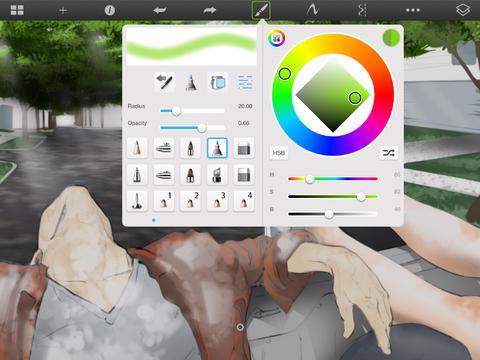 5 Лучших приложений для рисования на ipad