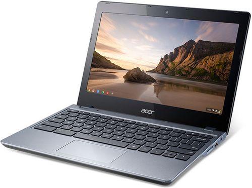 Acer c7 chromebook получил ssd на 16 гб