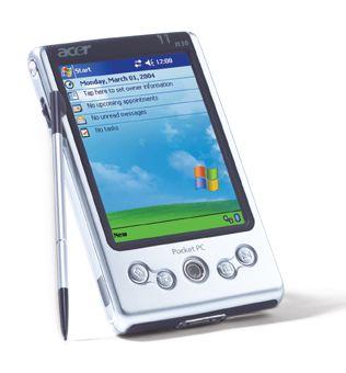 Acer вышел на российский рынок кпк