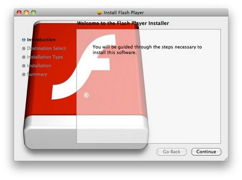 Adobe готовят flash-плагин для macbook air