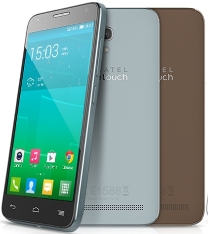 Alcatel выпустит смартфон one touch idol mini