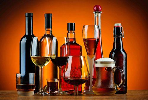 Алкоголь – причина появления семи видов рака