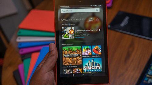 Amazon fire hd 8 и fire hd 10 будут самостоятельно загружать интересный для пользователя контент