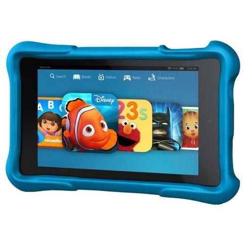 Amazon fire hd kids edition – детский планшет с 2-летней «полной» гарантией