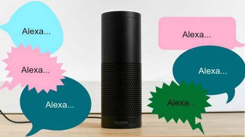 Amazon научит голосовой помощник alexa идентифицировать пользователей по голосу