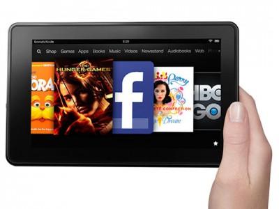 Amazon представила виртуальную валюту для планшетов kindle fire