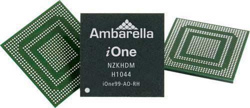 Ambarella создала производительный процессор для фотокамер