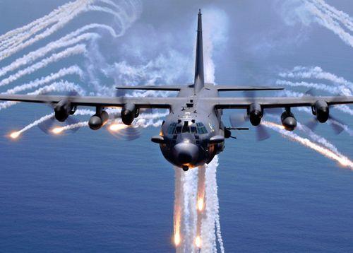 Американцы испытают боевой лазер для самолетов огневой поддержки