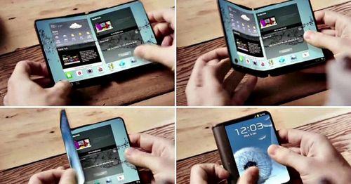 Аналитики hsbc уверены в выпуске первого смартфона samsung со складным экраном до конца 2016 года