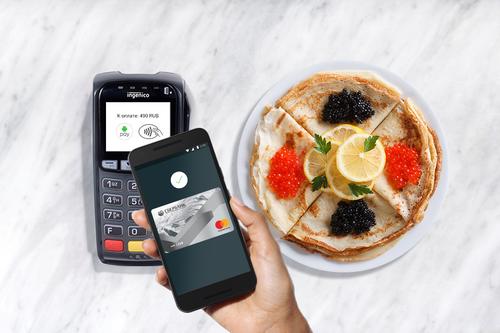 Android pay официально запущен в россии