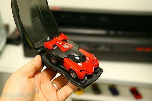 Anki drive - самообучающиеся игрушечные машинки (20 фото + видео)