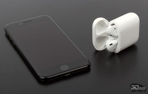 Apple airpod можно будет использовать со сторонними устройствами
