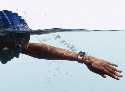 Apple анонсировала часы watch series 2