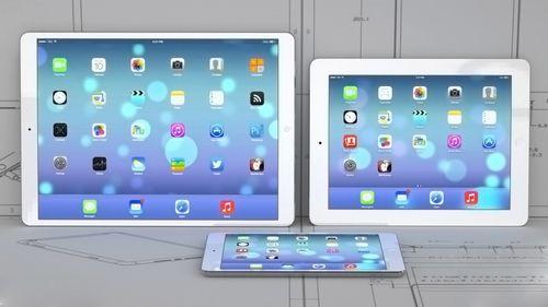 Apple готовит планшет ipad pro со стилусом и поддержкой force touch (5 фото)