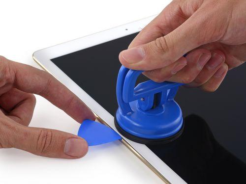 Apple ipad pro разобрали на винтики (20 фото + видео)
