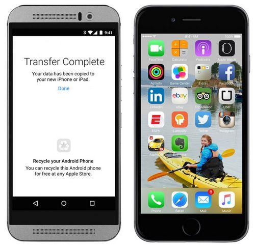 Apple iphone 6 и 6 plus переманивают пользователей android