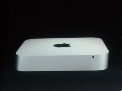 Apple mac mini нового поколения: производительность и энергосбережение