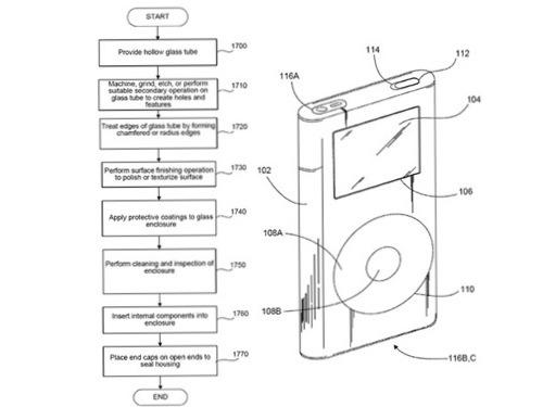 Apple может выпустить стеклянный iphone