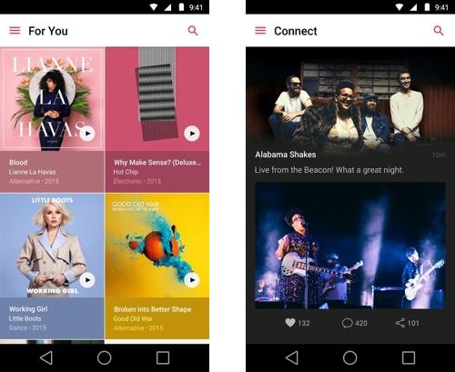 Apple music дебютировал на android c низким рейтингом