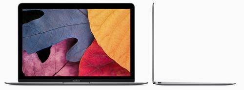 Apple представила 12-дюймовый macbook с экраном retina