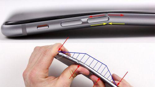 Apple придумала, как сделать так, чтобы следующее поколение iphone не гнулось