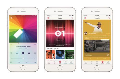 Apple продемонстрировала os x, ios и apple music