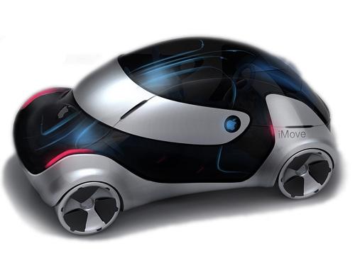 Apple создает электромобиль