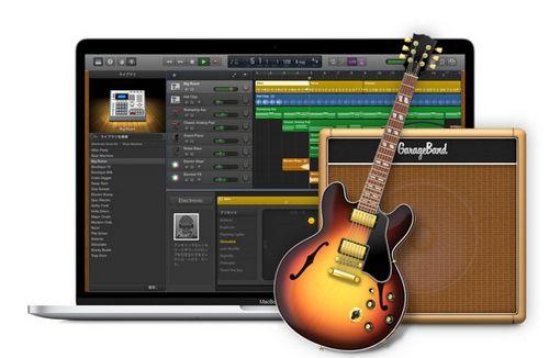 Apple выпущено обновление для популярного музыкального приложения garageband