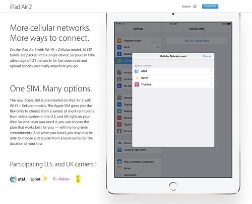 Apple выпустила собственную sim-карту, которая «поставит на голову рынок мобильной связи»