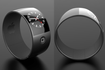 Apple выпустит «умные» часы в 2013 г.