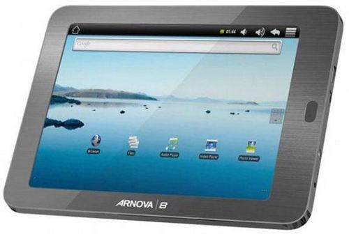Archos показала бюджетный планшет и устройство для чтения электронных книг