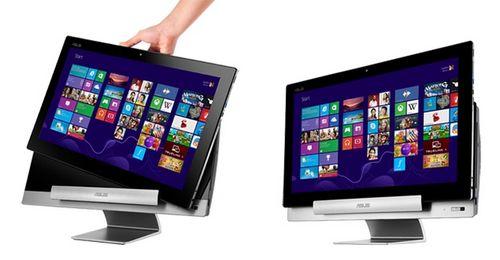 Asus представила гибрид планшета и моноблока