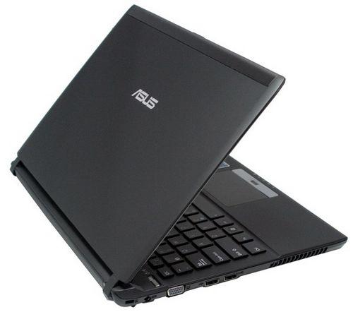 Asus разрабатывает сверхтонкий ноутбук на базе sandy bridge