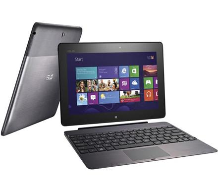 Asus выпустила свой первый планшетный компьютер на базе windows rt