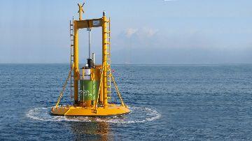 Австралия использует опоры нефтяных платформ для установки волновых электростанций