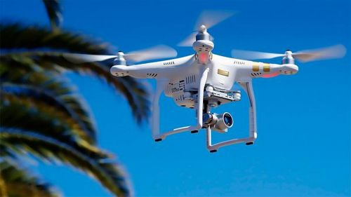 Австралийцы придумали, как остановить винты дрона, если в них попадут пальцы человека