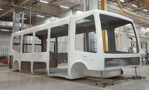 Автобусы, созданные при участии наноцентра композитов, получили международную премию