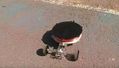 Автомобиль на основе двигателя стирлинга