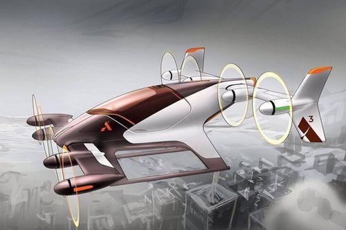 Автомобильные разработчики серьёзно занялись созданием летающих автомобилей