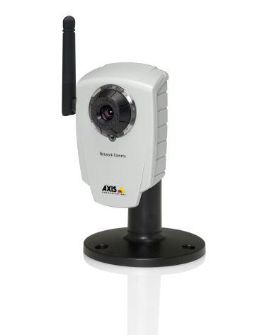 Axis 207w: камера наблюдения с высокой скоростью передачи данных
