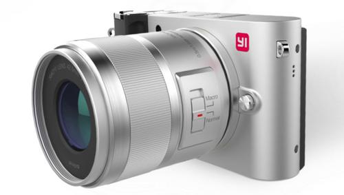 Беззеркальная камера xiaomi yi m1 поступит в продажу уже на этой неделе