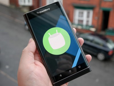 Blackberry размышляет над выпуском второго смартфона с ос android в 2016 году