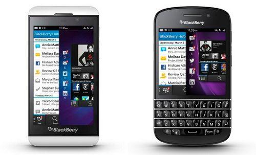 Blackberry z10 и q10 – первые смартфоны на платформе blackberry 10