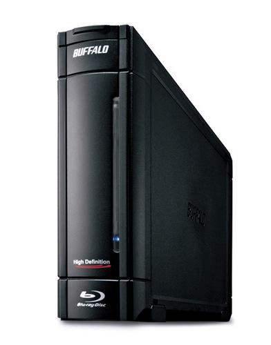Buffalo одним из первых приступил к выпуску usb 3.0-устройств