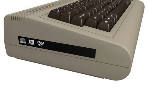 C64x – современный пк в корпусе старого commodore 64x (10 фото)